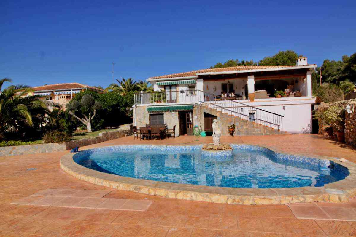 Ref:PIP128 Villa For Sale in Pinar De Campoverde
