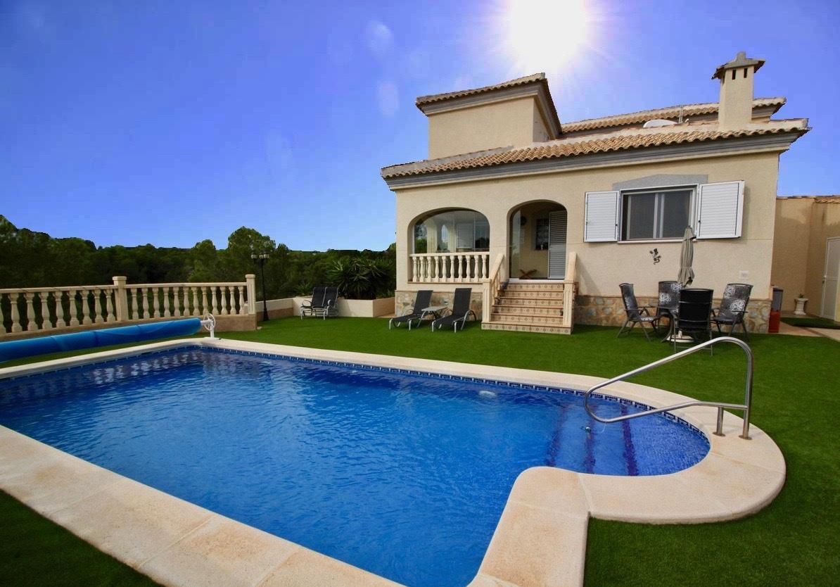 Ref:PIP127 Villa For Sale in Pinar De Campoverde