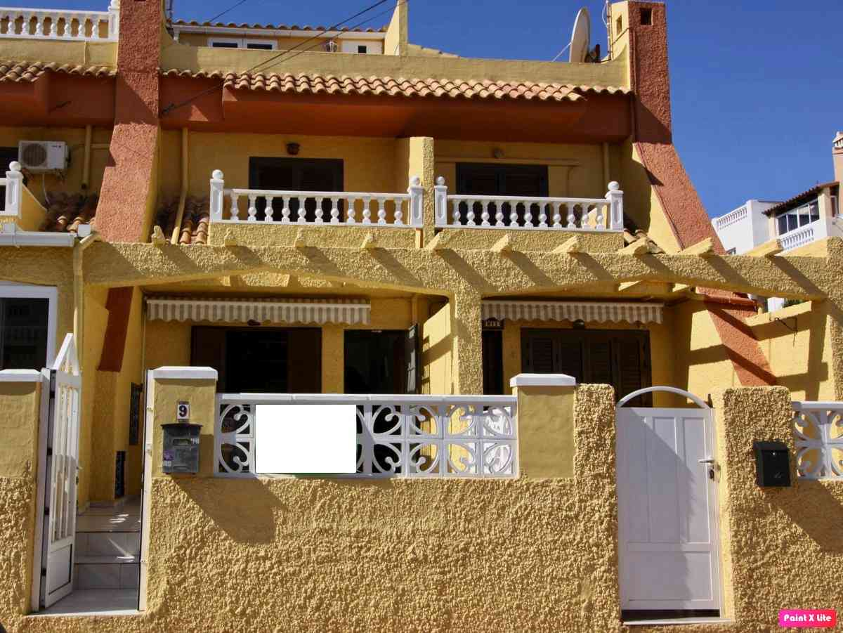 Ref:PIP162 Townhouse For Sale in Torrevieja
