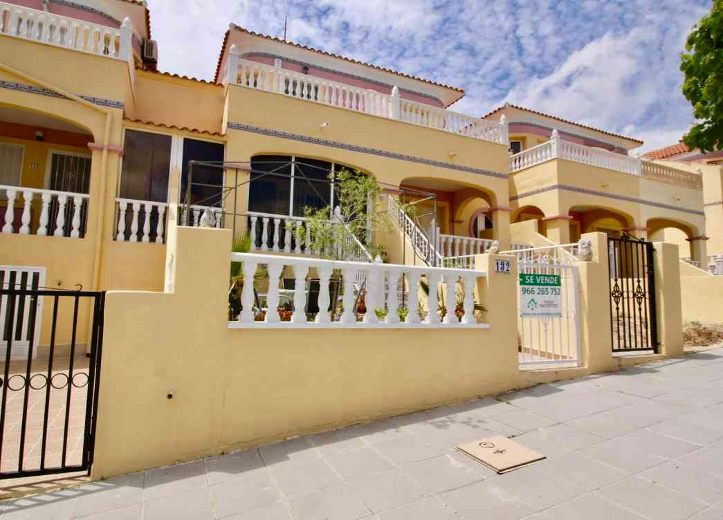 Ref:PIP156 Townhouse For Sale in Pinar De Campoverde