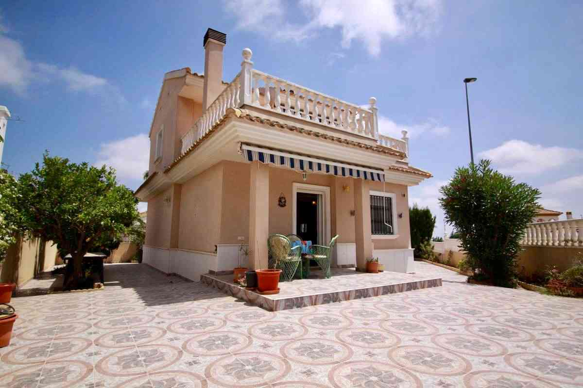 Ref:PIP172 Villa For Sale in Pinar De Campoverde
