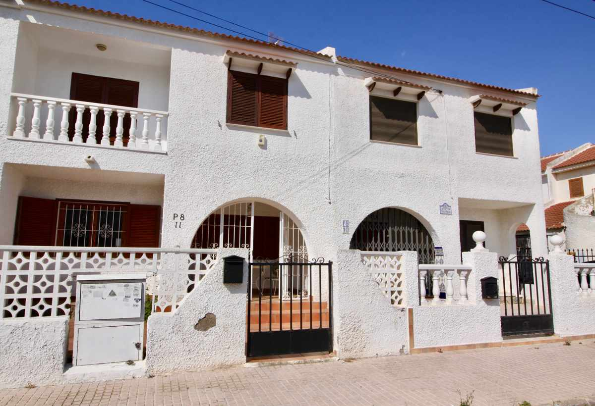 Ref:PIP163 Townhouse For Sale in Torrevieja