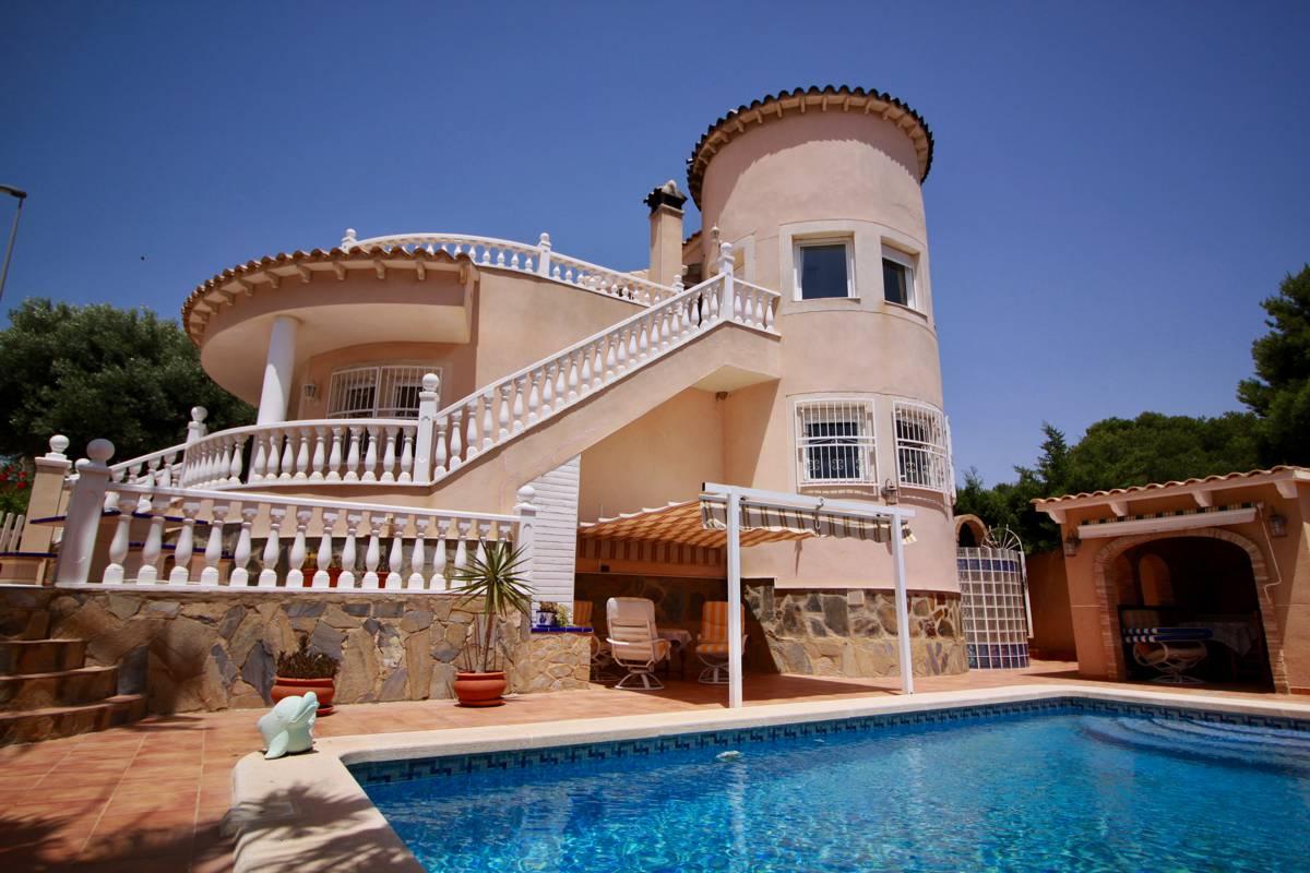 Ref:PIP173 Villa For Sale in Pinar De Campoverde