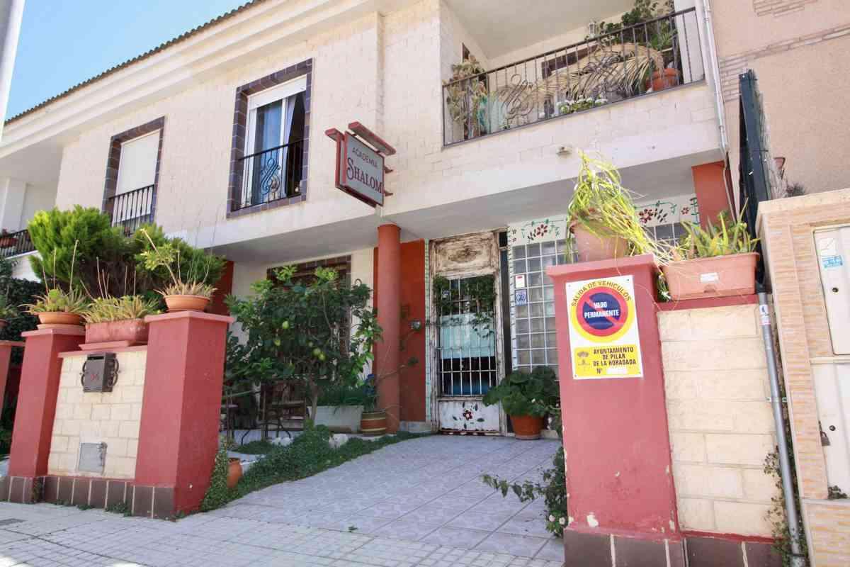 Ref:PIP176 Townhouse For Sale in Pilar De La Horadada