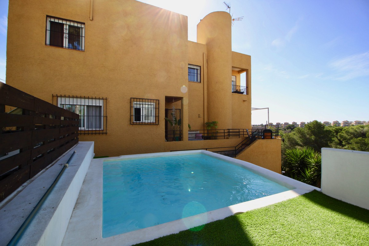 Ref:PIP192 Villa For Sale in Pinar De Campoverde