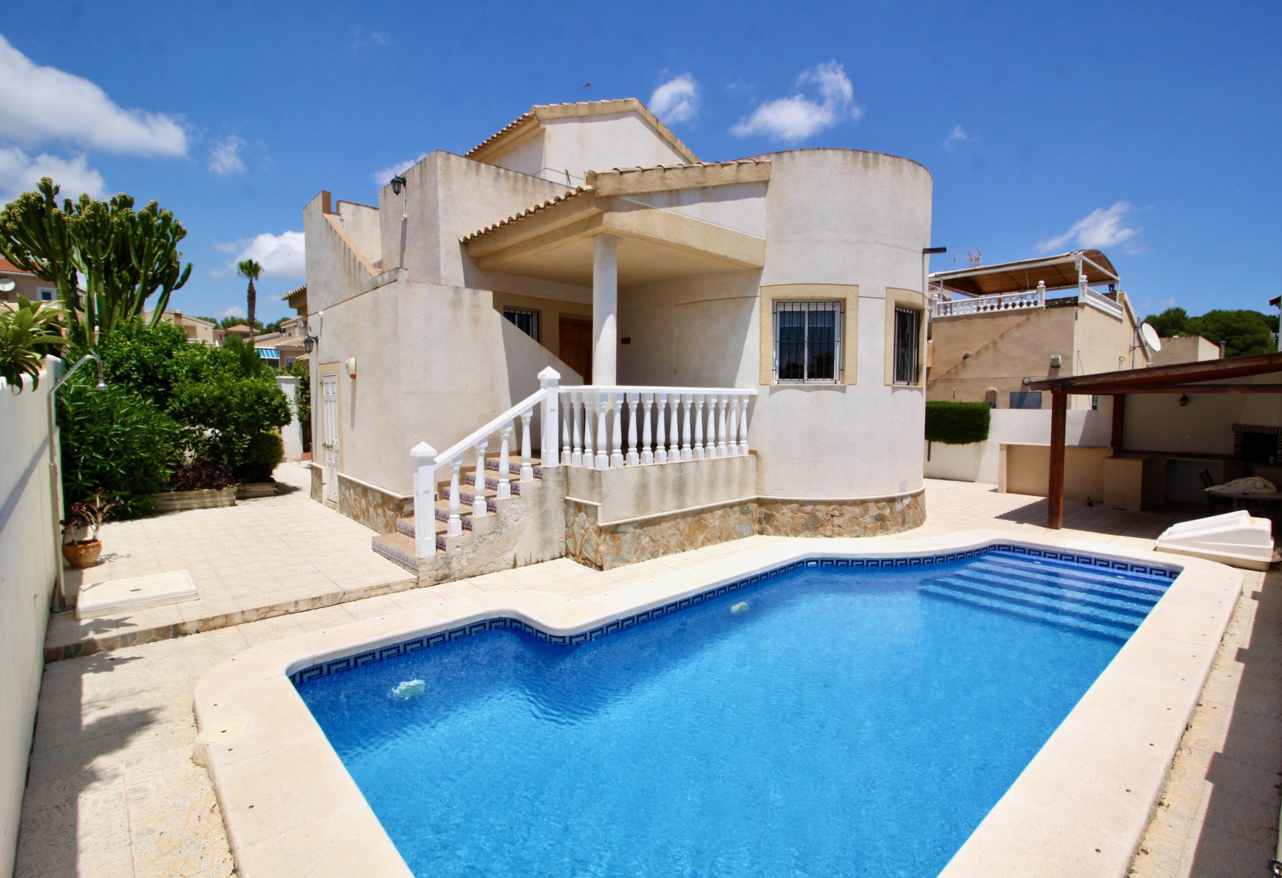 Ref:PIP189 Villa For Sale in Pinar De Campoverde