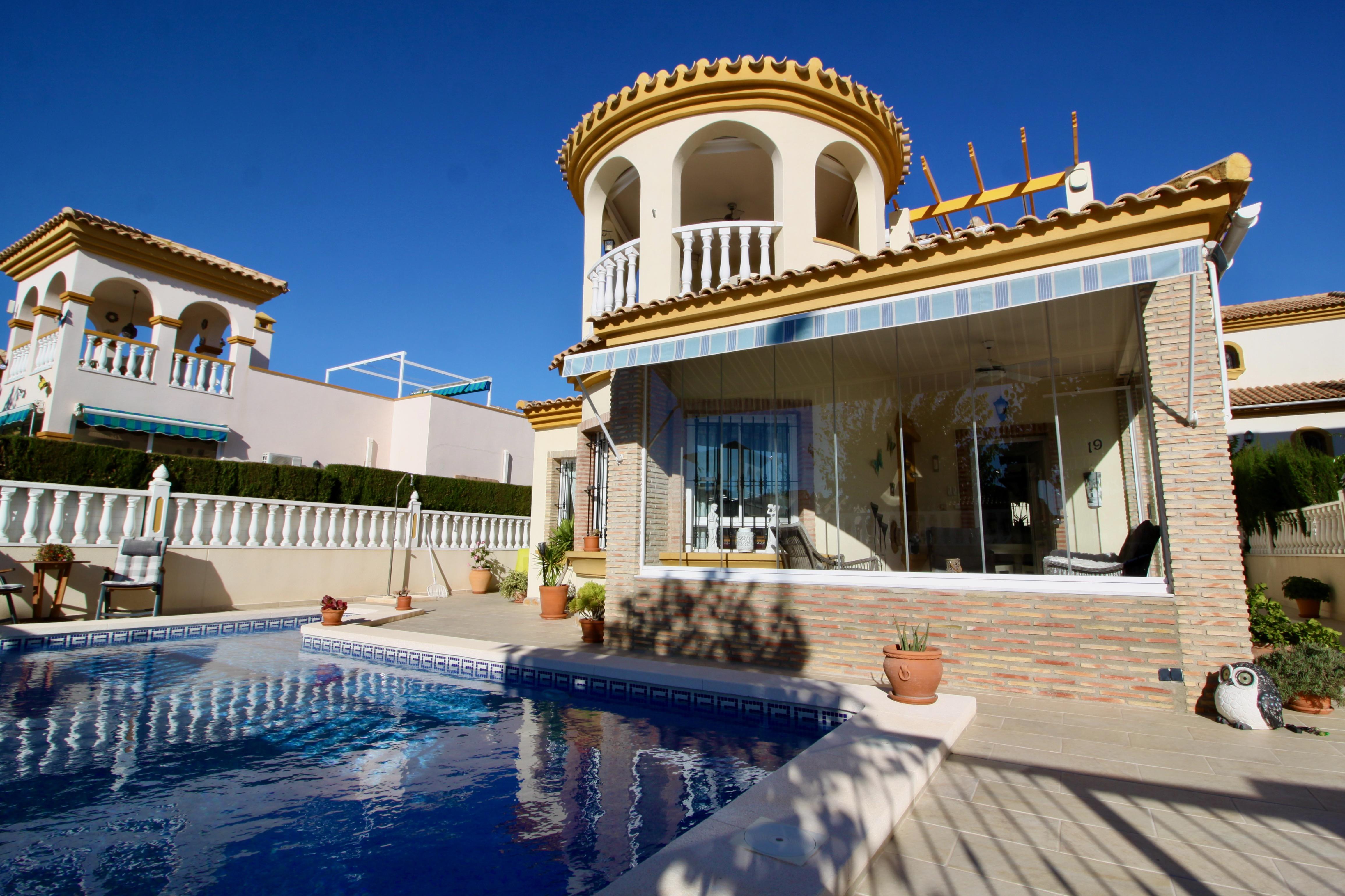 Ref:PIP197 Villa For Sale in Pinar De Campoverde