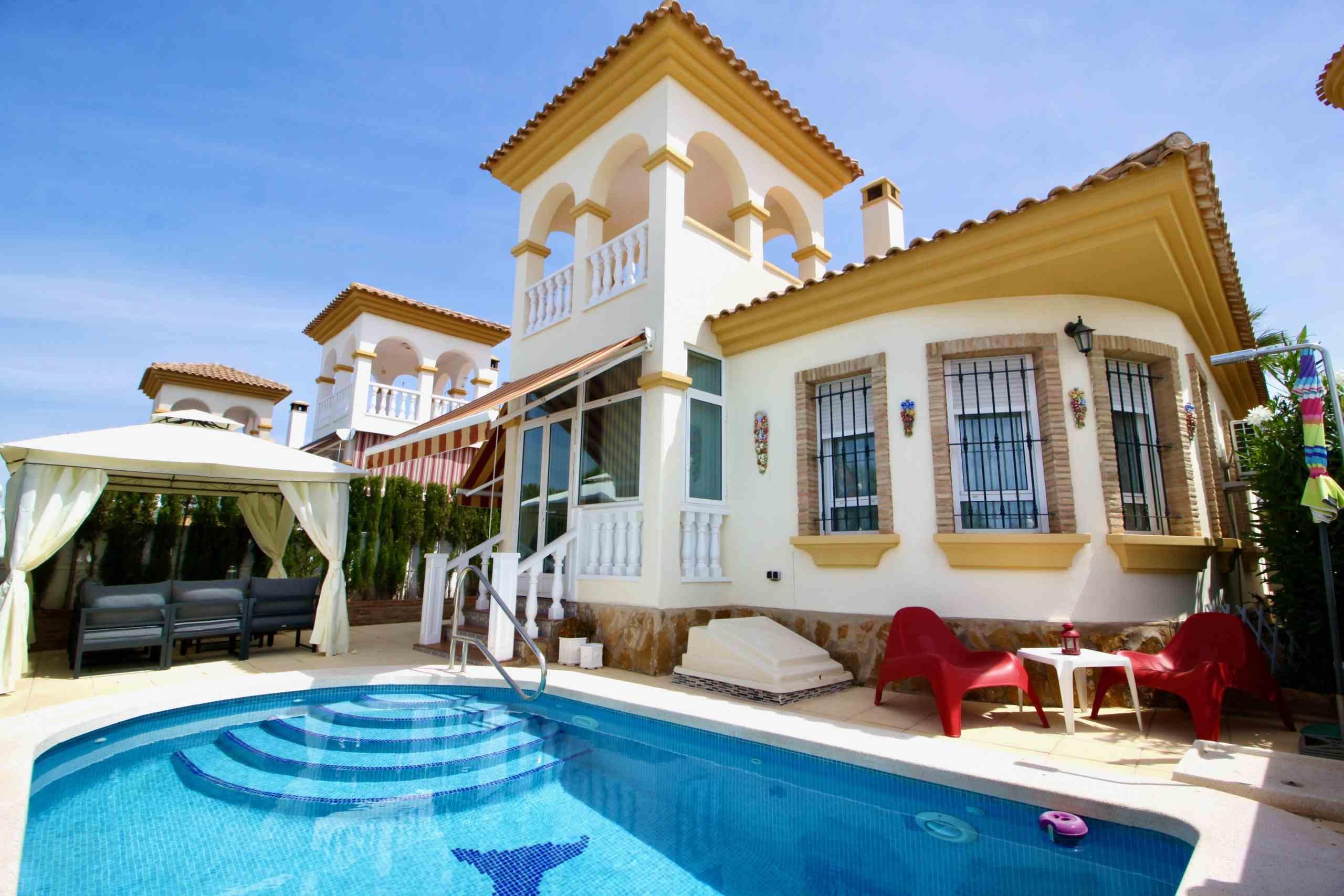 Ref:PIP213 Villa For Sale in Pinar De Campoverde
