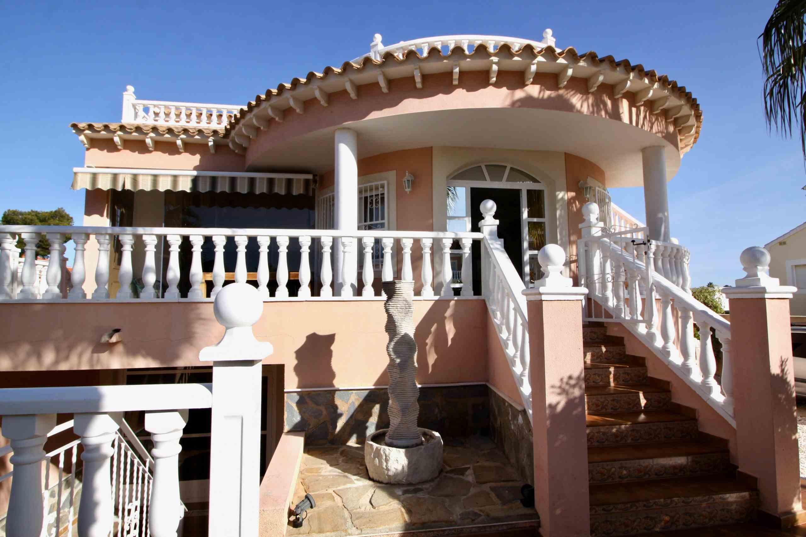 Ref:PIP211 Villa For Sale in Pinar De Campoverde