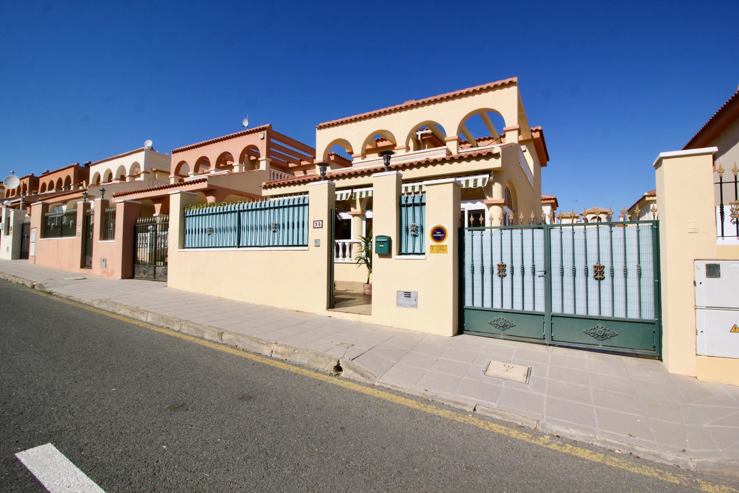 Ref:PIP218 Villa For Sale in Pinar De Campoverde