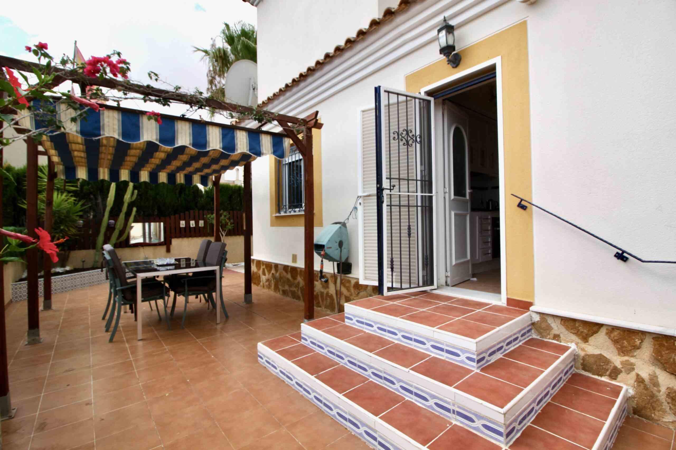 Ref:PIP216 Villa For Sale in Pinar De Campoverde