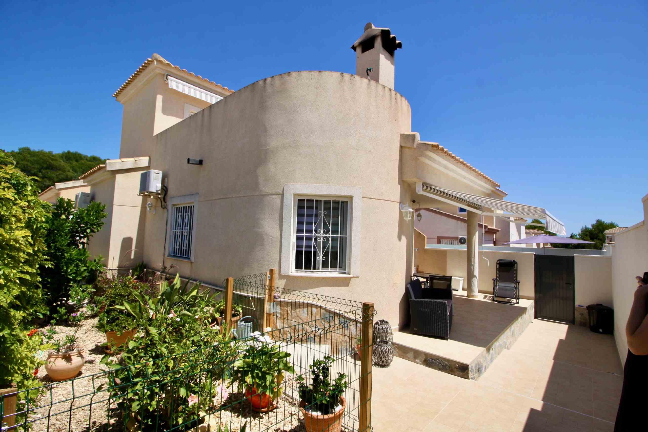 Ref:PIP230 Villa For Sale in Pinar De Campoverde