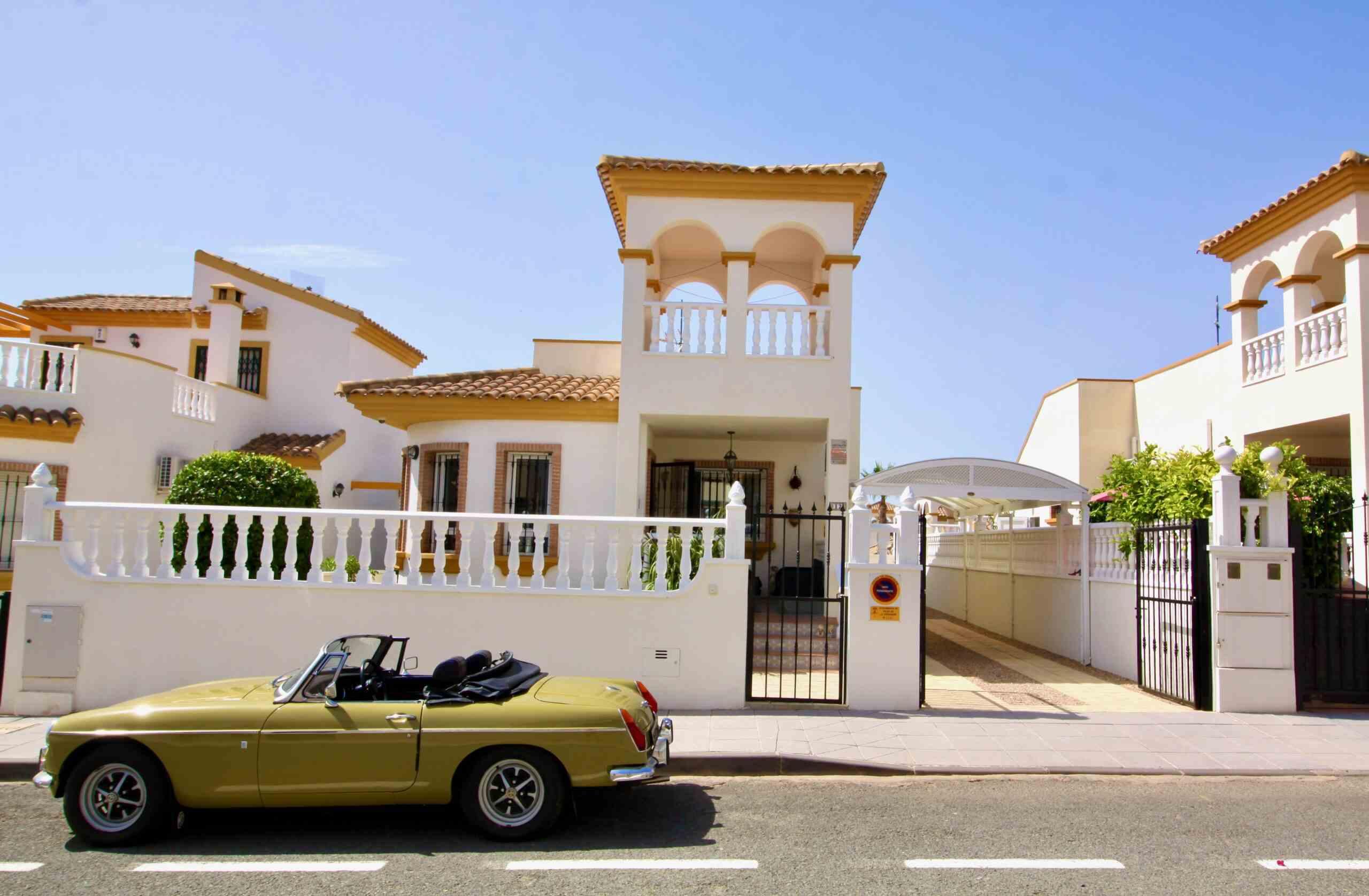 Ref:PIP241 Villa For Sale in Pinar De Campoverde