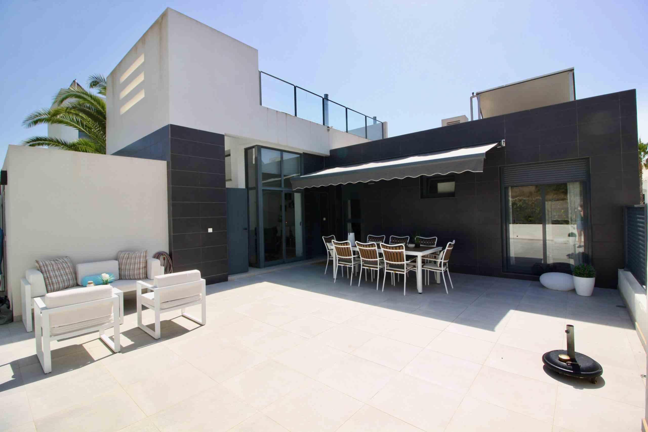Ref:PIP243 Semi detached For Sale in Villamartin