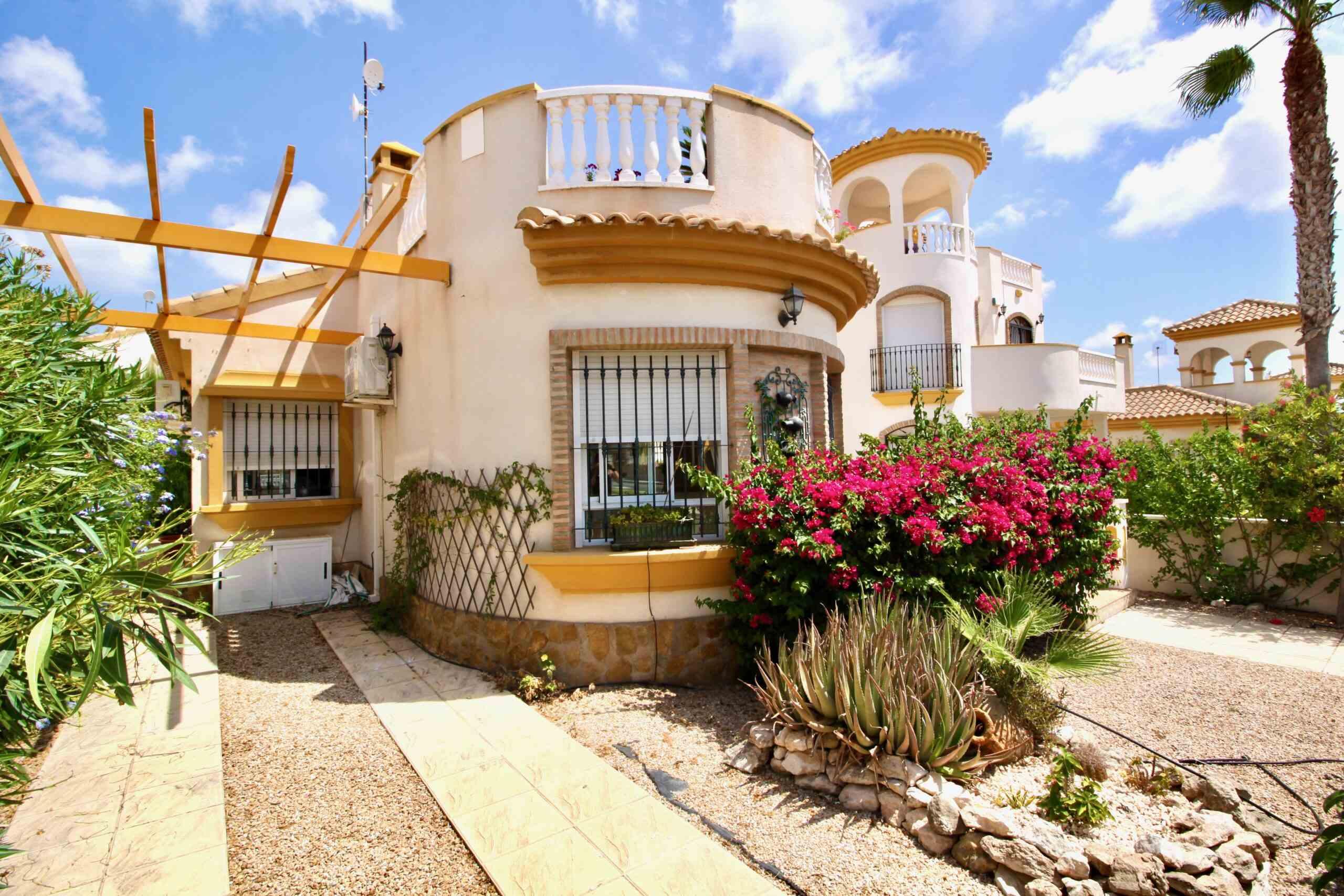 Ref:PIP245 Villa For Sale in Pinar De Campoverde