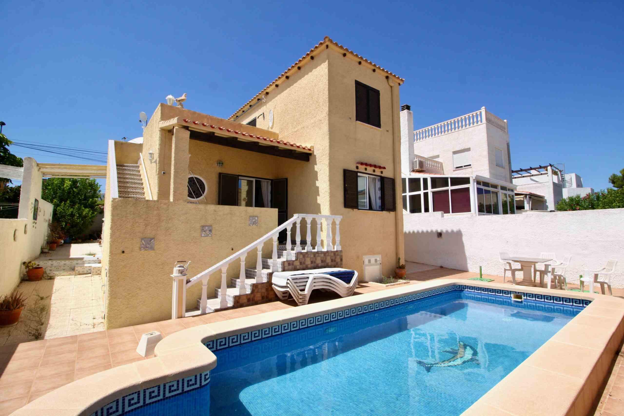 Ref:PIP115 Villa For Sale in Pinar De Campoverde