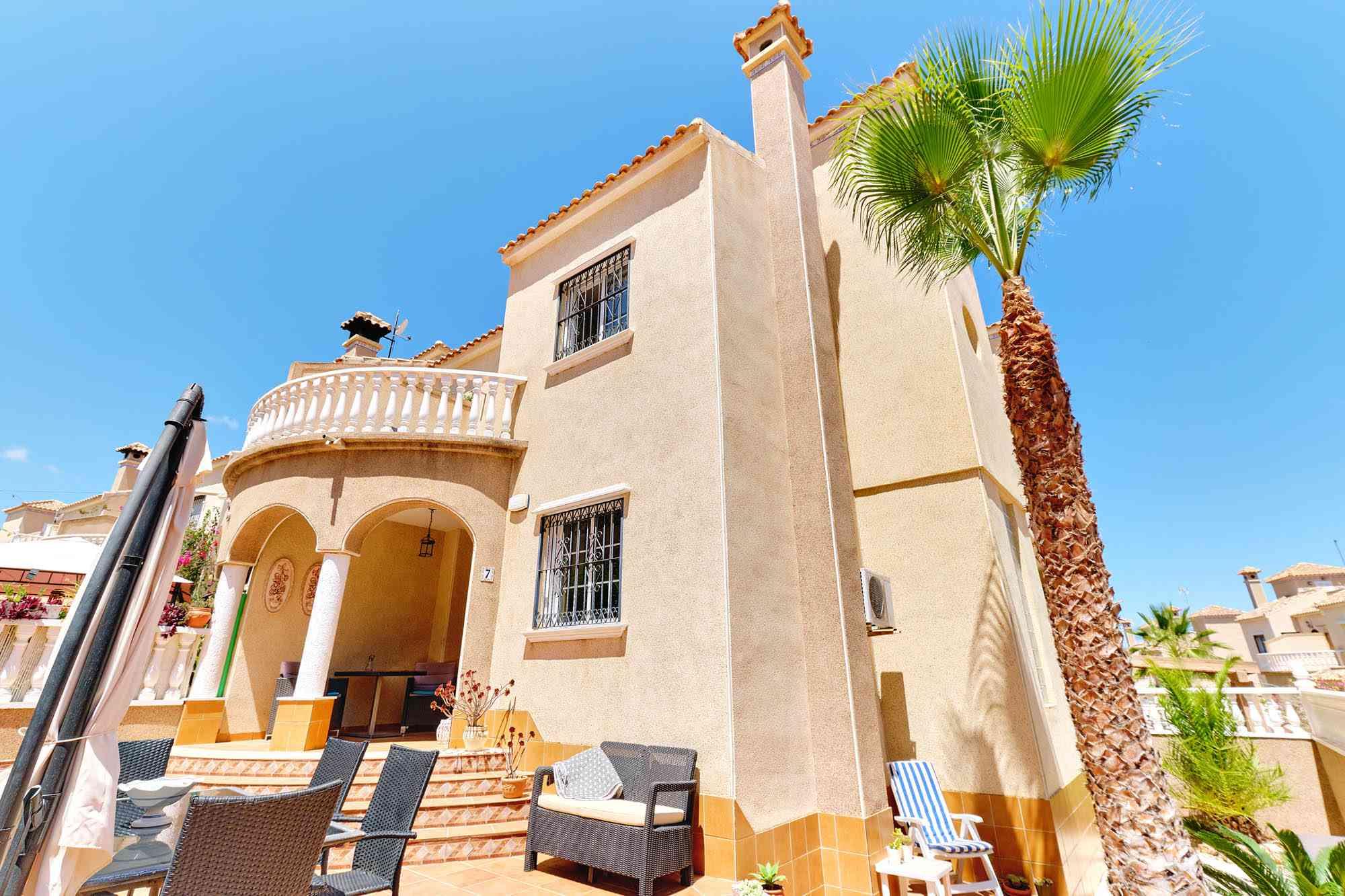 3 bedroom house / villa for sale in El Galan, Costa Blanca