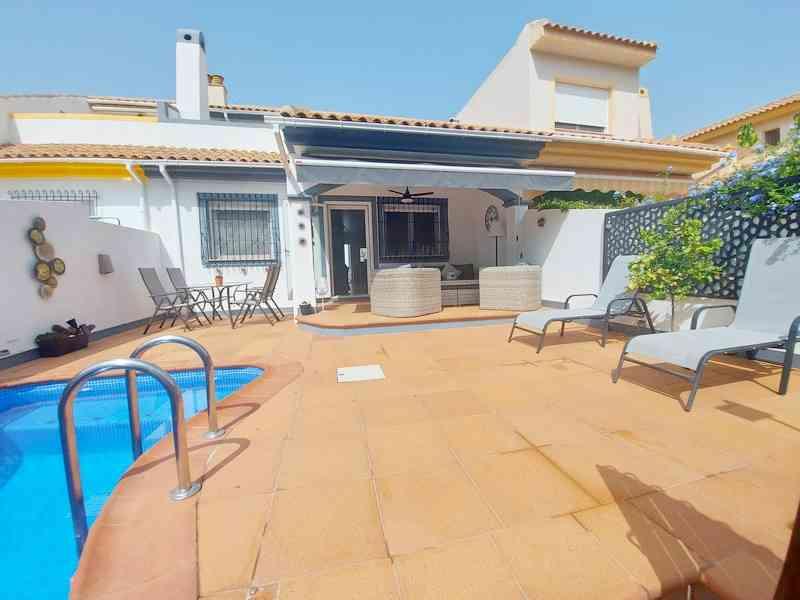 3 bedroom house / villa for sale in Torre de la Horadada, Costa Blanca